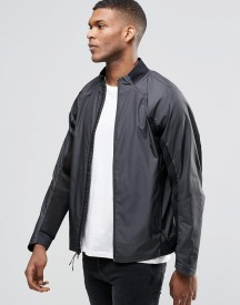 Nike Hypermesh Varsity Jacket In Black 727351-010 afbeelding