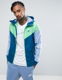 Nike Windbreaker Jacket In Blue 727324-459 afbeelding