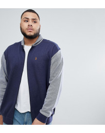 North 56.4 Jersey Bomber With Contrast Sleeve afbeelding