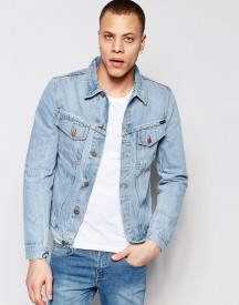 Nudie Jeans Billy Trucker Denim Jacket afbeelding