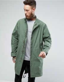 Nudie Jeans Co Folke Waxed Parka afbeelding