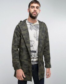 Only & Sons Camo Parka afbeelding