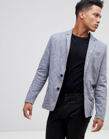Only & Sons Chambray Blazer afbeelding