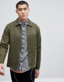 Only & Sons Coach Jacket In Cotton Twill afbeelding