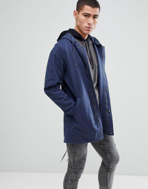 Only & Sons Cotton Twill Parka afbeelding
