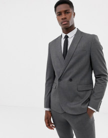 Only & Sons Double Breasted Suit Jacket afbeelding