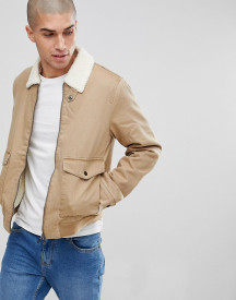 Only & Sons Jacket With Borg Lining afbeelding