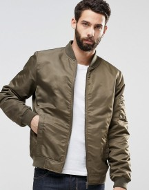 Only & Sons Ma1 Nylon Bomber afbeelding