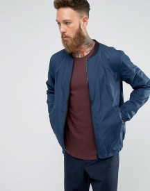 Only & Sons Plain Bomber Jacket afbeelding