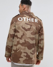 Other Uk Camo M-65 Jacket afbeelding