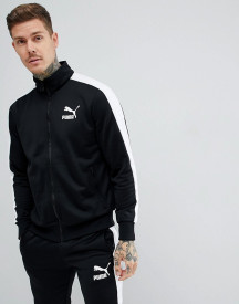 Puma Archive T7 Track Jacket In Black 57265801 afbeelding