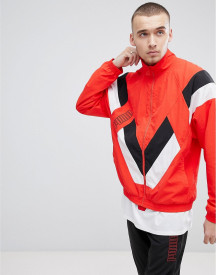Puma Heritage Jacket In Red 57500242 afbeelding
