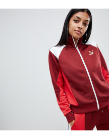 Puma Retro Track Red Jacket afbeelding