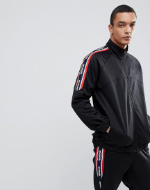 Reebok Retro Track Jacket In Black Bq3604 afbeelding