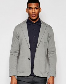 Reiss Jersey Blazer In Slim Fit afbeelding