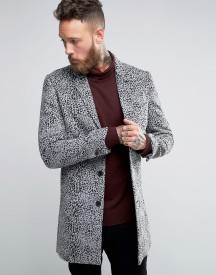 Religion Overcoat In Leopard afbeelding
