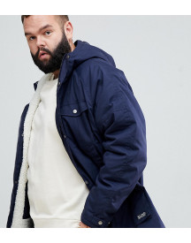 Replika Plus Parka Jacket With Borg Lining afbeelding