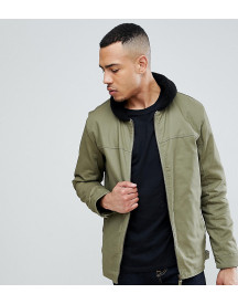 Ringspun Tall Borg Collar Flight Jacket afbeelding