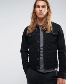 Selected Homme Denim Jacket afbeelding