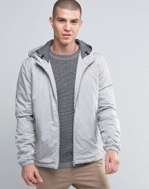 Selected Homme Hooded Jacket afbeelding