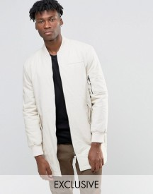 The New County Longline Bomber Jacket afbeelding