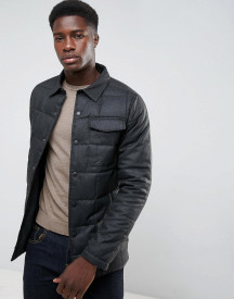 Threadbare Quilted Lightweight Jacket afbeelding