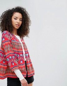 Trollied Dolly Jaunty Printed Jacket afbeelding