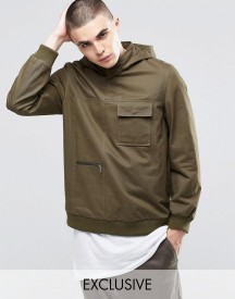 Underated Twill Overhead Jacket afbeelding