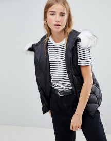 Urban Bliss Delaney Padded Gilet afbeelding