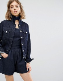 Vale Original Fitted Denim Jacket afbeelding