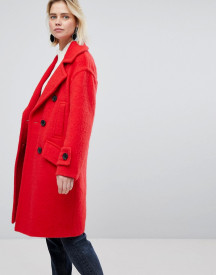 Warehouse Oversized Tailored Coat afbeelding