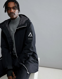 Wear Colour Stride Snow Jacket In Black afbeelding
