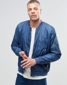 Weekday Book Bomber Jacket afbeelding