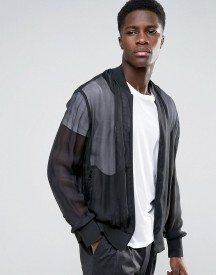 Weekday Press Benjamin Bomber Jacket afbeelding