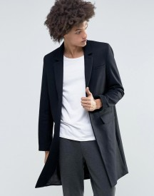 Weekday Spencer Wool Overcoat afbeelding