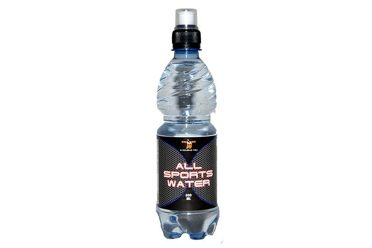 Image All Sports Water 24 X 500 Ml- Sportwater