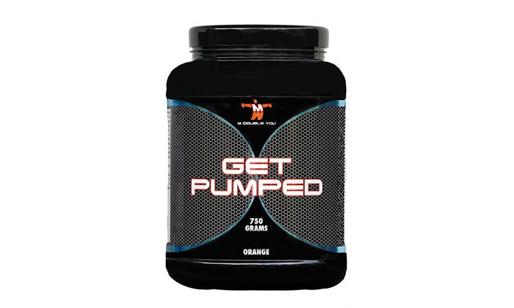 Image Get Pumped 750 Gram - Creatine Mix