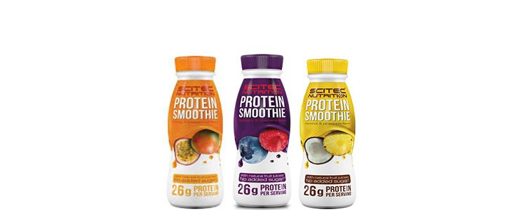 Image Protein Smoothie 8 X 330 Ml
