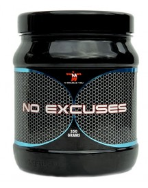 No Excuses 350 Gram - Creatine Mix afbeelding