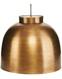 Bowl Hanglamp Brons - House Doctor afbeelding