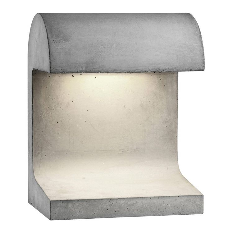 Image Flos Casting Concrete Outdoor Vloerlamp