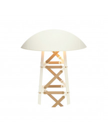 Moooi Construction Vloerlamp Wit M afbeelding
