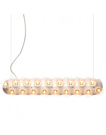 Moooi Prop Light Double Horizontal Hanglamp - 2000k afbeelding
