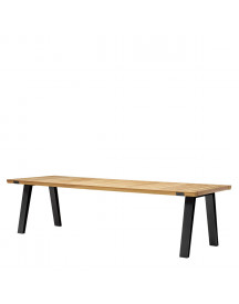 Qliv Side-to-side Tafel Outdoor afbeelding