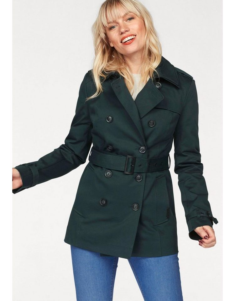 Image Superdry Trenchcoat Winter Belle Trench