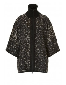 Betty Barclay Leopard Print Cape afbeelding