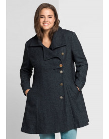 Joe Browns Joe Browns Coat In Asymmetrische Snit afbeelding