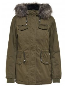 Only Canvas Parka afbeelding