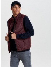 Only & Sons Effen Gilet afbeelding