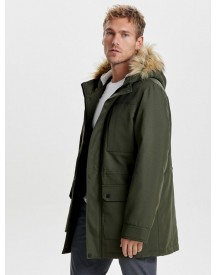Only & Sons Winter Parka afbeelding